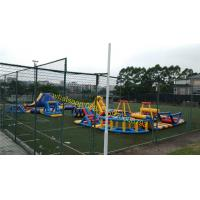 new design water them park watersports sea obstacle course Manufactures