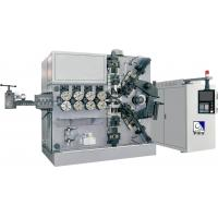 Multi - Axes Cnc Compression Spring Machine Wire Diameter 6 - 16mm Big Capacity Manufactures