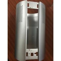 6063 T5 Sand Blasted Anodized Aluminum Air Purifier / extruded aluminum profiles CNC Machined Manufactures