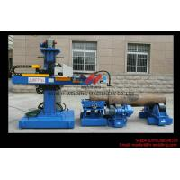 Fixed Vessel Fit Up Welding Manipulator  5 * 5m Automated Welding Machinery Manufactures