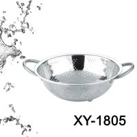 China Stainless Steel Colander (XY-1805) on sale
