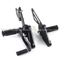 High Strength  Motorcycle Custom Rear Sets For Suzuki Bandit 250 Manufactures