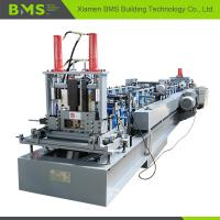 China C Section Purlin Cold Roll Forming Machine / Metal Forming Machine 12-15m/min on sale
