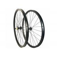 35MM*25MM 27.5ER Carbon MTB Wheels Clincher Tubeless With 1 Year Warranty Manufactures