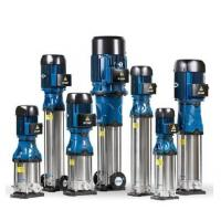 Electric Powered Cnp Vertical Multistage Centrifugal Pump Stainless Steel Manufactures