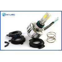 P43T / BA20D Motorcycle Headlight Bulbs for CG125 , Custom Motorcycle Headlights Manufactures
