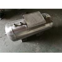 ASME Standard Compressed Air Storage Tank For Semitrailer High Temperature Resistance Manufactures