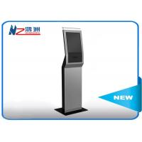 Outdoor Double Sides 32 Inch Touch Screen Computer Kiosk For Advertising Display Manufactures