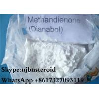 CAS 72-63-9 Oral Metandienone Methandrostenolone Dianabol Steroids For Muscle Mass Manufactures