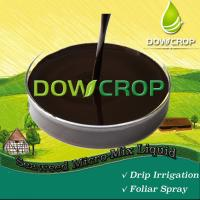 Buy cheap HOT SALE SEAWEED MICROMIX CABORON LIQUID DOWCROP HIGH QUALITY DARK BROWN WATER from wholesalers