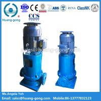 Quality CLH250-200-9/2A Marine Water pump Marine Vertical Centrifugal Pump(348/174m3/h) for sale