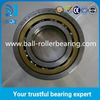 QJ207M Four Point Angular Contact Ball Bearing 17mm Height With Brass Cage Manufactures