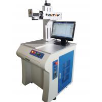 Precise Marking Portable Laser Marking Machine for Jewellery Products Bracelet / Earrings Manufactures
