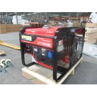 Deluxe Type Petrol Gasoline Generator Set 3 phases 10KW with 3 phases Manufactures