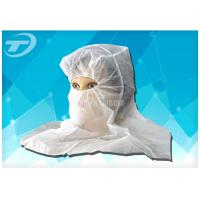 Buy cheap Balaclava Hood Disposable Face Mask Dustproof And Breathable from wholesalers