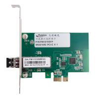 1000Mbps Fiber Optic Network Interface Cards 1 Gbps I210 PCIex1 Single Port SFP Slot Network Adapter Manufactures