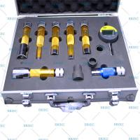 China ERIKC yellow  Lift measurement tool common rail injector universa auto part injector measuring repair tool on sale