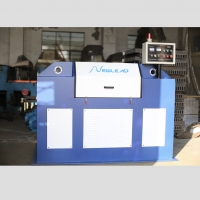 180m/S Sand Belt Grinding 15kw Wire Descaling Machine Manufactures