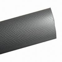 Silver Snake Skin 3D Texture Vinyl Film/Car Sticker with Air free Bubble and 0.2mm Thickness Manufactures