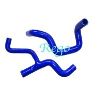 Auto Silicone Rubber Irrigation Hose For Ford Focus ST MK1 ST170 02-04 Manufactures