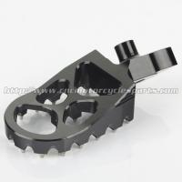 Quality Suzuki Aluminum Dirt Bike Foot Pegs Anti Slip Control Motocross Footpegs With for sale