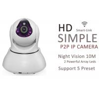 China Dual Cut Filter 720P Wireless IP Surveillance Camera With Night Vision on sale
