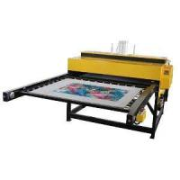 Double Layers Big Format Air Heat Press Machine Manufactures
