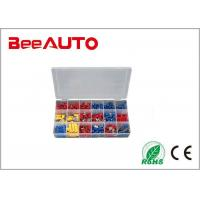 Electrical Wire Spade Terminal Assortment Kit Ring / Bullet / Female Type Customized Manufactures
