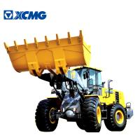 LW500KV Compact Tractor Front Loader , WEICHAI Engine Front Wheel Loader Manufactures