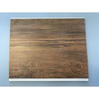 Quality 10 Inch PVC Plastic Laminate Panels 2.6kg Per Sqm With Wooden Film For Ceiling for sale