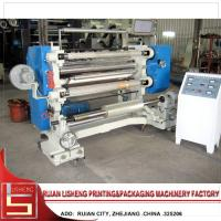 China Digital High Speed Slitting Machine For Mattress Quilted Fabrics on sale