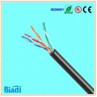 utp cat5e cable d-link indoor or outdoor drop wire Manufactures