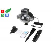 Quality 120 - 240V Outdoor LED Snowflake Projector For Winter Festival And Shop for sale
