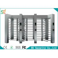 Smart Sport Full Height Turnstiles Provide An Orderly Civilization Passage Way Manufactures