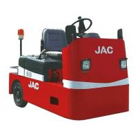 High Performance 4 Wheel Platform Truck AC Power System 6000KG Traction Weight Manufactures