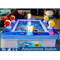 Vast Mysterious Ocean Scene Shooting Fish Arcade Amusement Game Machines For Kids Manufactures