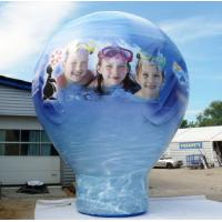PVC Inflatable Advertising Products Factory Direct Advertising Arrangement with the Earth Manufactures