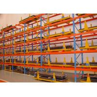 Heavy Duty Sheet Metal Pallet Warehouse Racking 1000 - 10000mm Length Manufactures