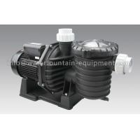 Residential Swimming Pool Pumps High Performance Double Speed Energy Saving Manufactures