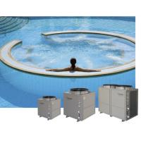 Commercial Hot Water Heat Pump From 7KW - 82KW High COP Air Source Heat Pump Manufactures