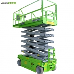 SS1212HM Electric man lift 12m 320kg Aerial Work Platform for sale Manufactures