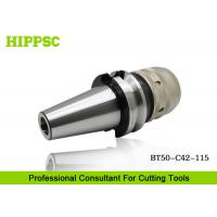 Quality CNC Cutting Power Tool Holder High Precesion BT50 - C42 - 115 for sale