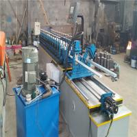 Light Keel Cold Roof Truss Purlin Roll Forming Machine CE standard Cr12 Rollers Manufactures
