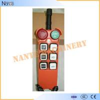 F21-E1 6 Single Step Pushbuttons Wireless Hoist Remote Control 156x61x51mm Manufactures