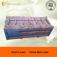 Mn18Cr2 Mill Lining System , High Mn Steel Cast Liners for Coal Mill Manufactures