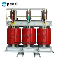 3500 kVA Cast Resin Insulation Power Transformer In Dry Type Cooling Way Manufactures