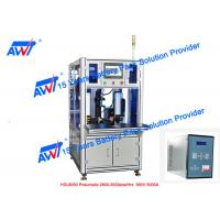 AWT Automatic Lithium Battery Spot Welder Double Side 18650 32650 HDL6030 Pneumatic 2800-3500pcs/Hrs 380V 5000A Manufactures