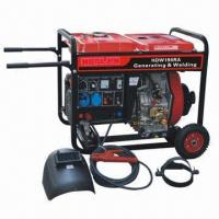 2.2KVA Welding Generator with Diesel Engine, Power of 5kW Manufactures