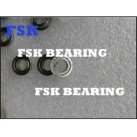 China F676ZZ Metal Shield Miniature Ball Bearing With Flange For Precision Instrument on sale