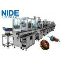 Armature Auto Winding Machine Electric Motor Production Line Manufactures